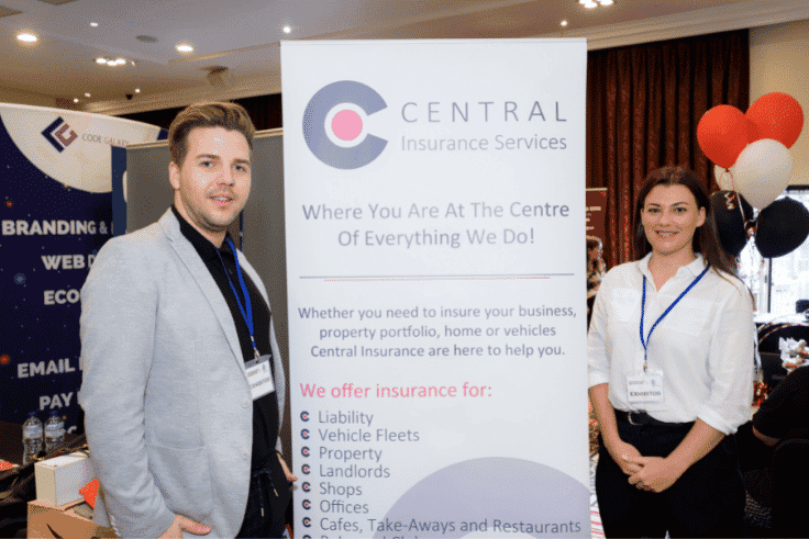 Photo of Central Insurance Services exhibiting at Blackpool Expo 2019